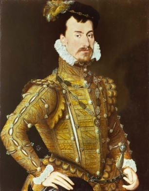 Lord Robert Dudley, c.1560